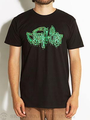 Creature Deceased Tee Black SM