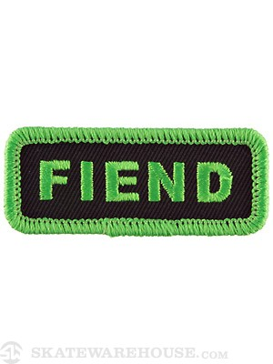 Creature Fiend Club Patch 2 1/8