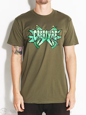 Creature OG Kush Tee Military MD
