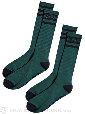 Creature Pure Death Socks 2 Pack Forest