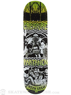 Creature Partanen Reaganomicon Deck  8.3 x 32.2