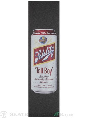 PBC Schlitz Tall Boy 16oz. Can Griptape by Mob