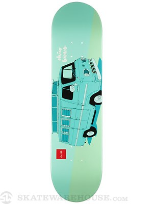 Chocolate Brenes Vagabonds Deck  8.0 x 31.63