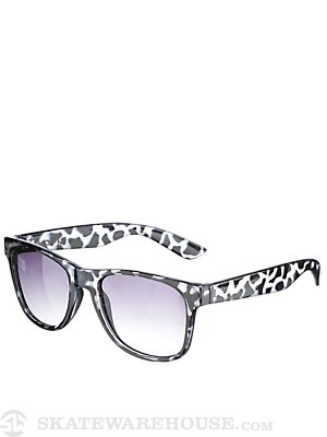 Chocolate Deluxe Sunglasses Grey Tortoise