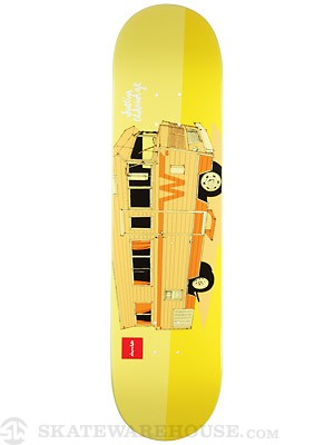 Chocolate Eldridge Vagabonds Deck  8.0 x 31.88