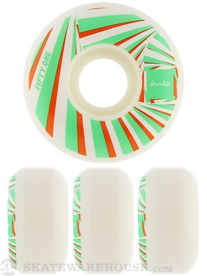 Chocolate Street Plant Wheels 51mm