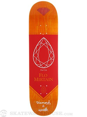 Cliche x Diamond Mirtain Deck 8.1 x 31.8