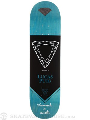 Cliche x Diamond Puig Deck 8.3 x 31.7
