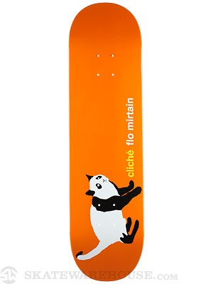 Cliche Mirtain Cat Rip Off Deck  8.3 x 31.7