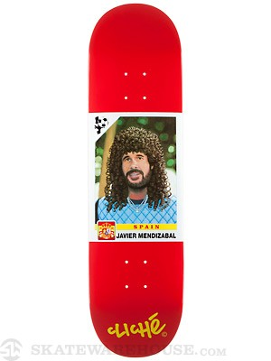 Cliche Mendizabal Spain Hair Cup Deck  8.4 x 31.7