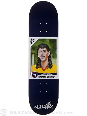Cliche Winter Australia Hair Cup Deck  8.3 x 31.7