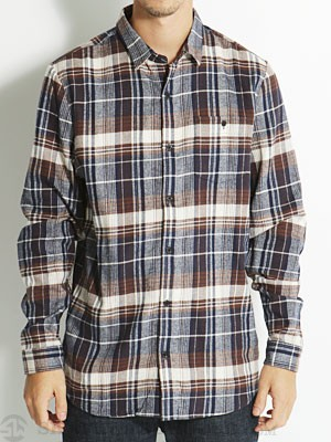 Comune CS Andy Flannel Shirt Navy SM