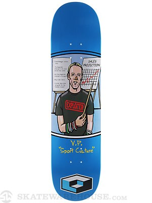 Consolidated VP Sport Deck 8.0 x 31.5