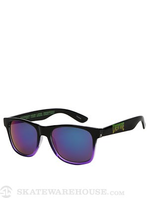 Creature Chronicopolis Sunglasses  Trans Black/ Purple