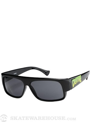 Creature Lokoz Sunglasses  Black