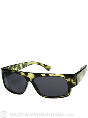 Creature Lokoz Sunglasses  Green Tortoise