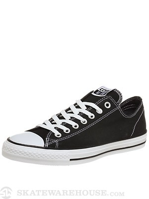 Converse CTS Pro Shoes Black/White