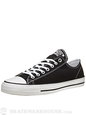 Converse CTAS Pro Shoes  Black/White Canvas