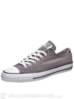 Converse CTAS Pro Shoes Gray/White/Black