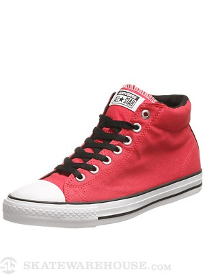 Converse x Santa Cruz CTS Mid Shoes  Red/White/Black