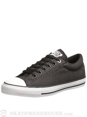 Converse x Santa Cruz CTS Ox Shoes  Black/White