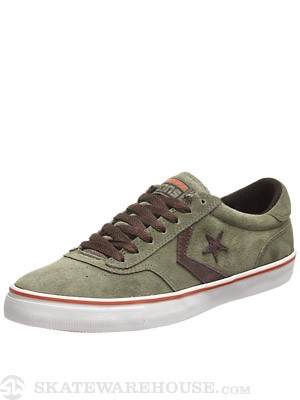 Converse Trapasso Pro II Shoes  Grape Leaf/White/Mole