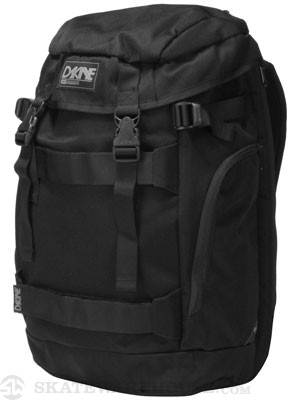 Dakine Burnside Backpack Black