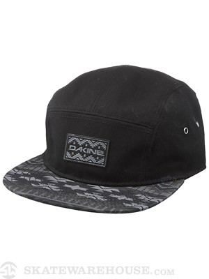 Dakine Crosby 5 Panel Hat Dakota Adjust