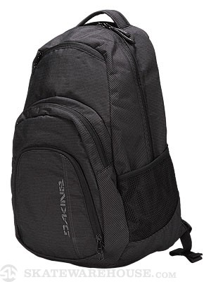 Dakine Campus LG Backpack Black Stripes