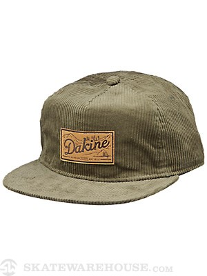 Dakine Genuine Snapback Hat Army Adjust