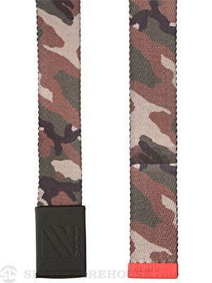 Dakine Hubbard Belt Camo Adjustable