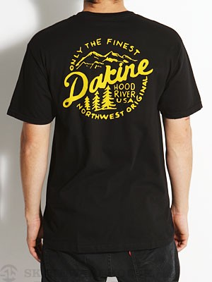 Dakine Northwest Original Tee Black SM