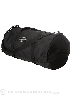 Dakine Park 52L Duffle Bag Black