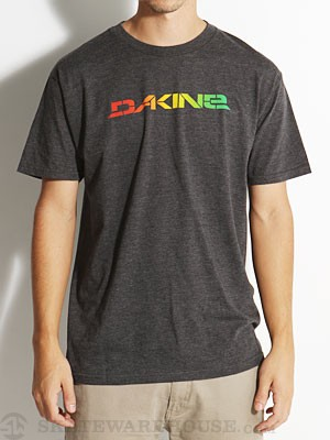 Dakine Rail Tee Black Heather MD
