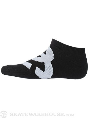 DC Suspension Socks Black LG/XL (10-13)