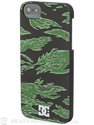 DC Photel iPhone 5 Case  Woodland Camo