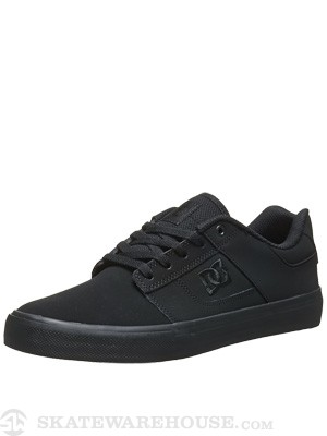 DC Bridge Shoes Black/Black/Black