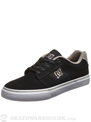 DC Bridge Shoes  Black/Tan