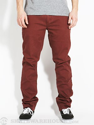 DC Borough Taylor S Pants Rum Raisin 30