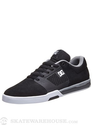 DC Cole Lite 2 Shoes  Black/Grey