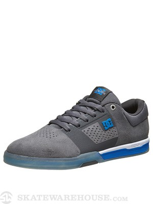 DC Cole Lite 2 SE Shoes  Grey/Royal
