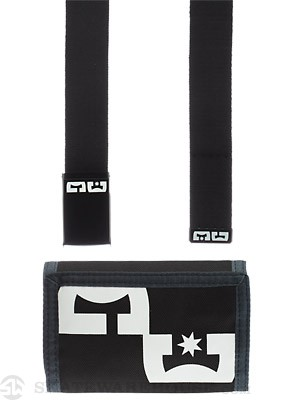 DC Craddle Belt & Wallet Gift Set  Black