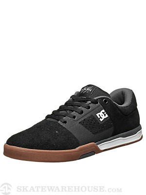DC Cole Lite 2 Shoes  Black/Gum