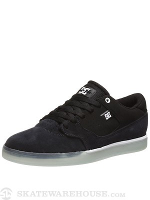 DC Cole Lite S SE Shoes  Navy/Black/Clear