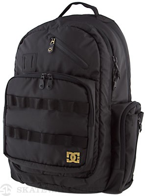 DC Cole Pyramid S Backpack Black
