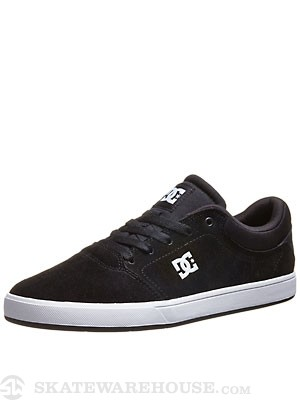 DC Crisis Shoes  Black/White