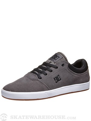 DC Crisis Shoes  Grey/Black