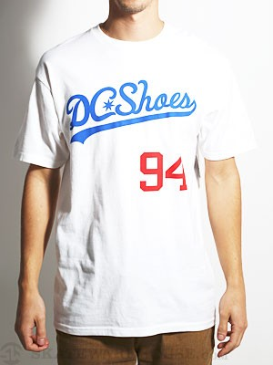 DC County Tee White SM