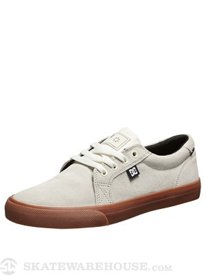 DC Council S Shoes White/Gum