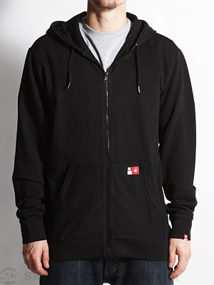 DC Core Zip S Hoodzip Black SM